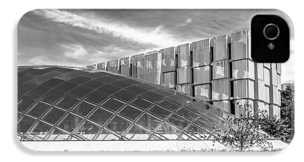 University Of Chicago Mansueto Library IPhone 4s Case by University Icons