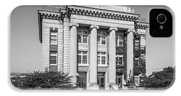 University Of Minnesota Johnston Hall IPhone 4s Case by University Icons