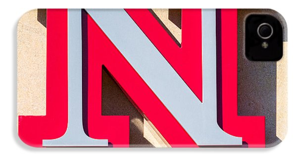 UNL IPhone 4s Case by Jerry Fornarotto