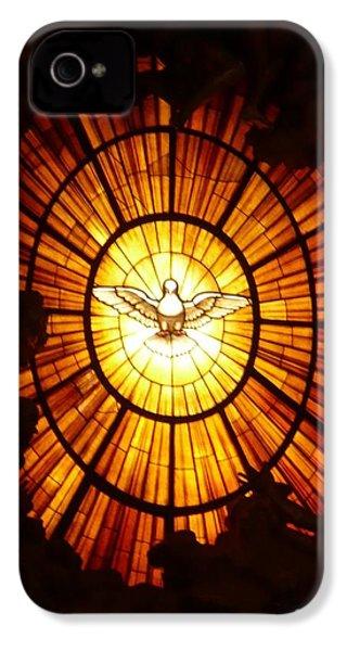 Vatican Window IPhone 4s Case by Carol Groenen