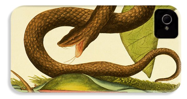 Viper Fusca IPhone 4s Case by Mark Catesby