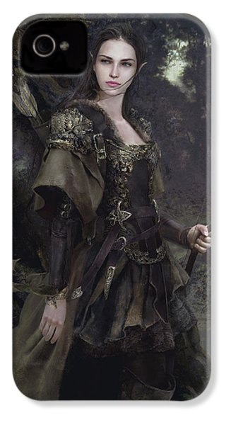 Waldelfe IPhone 4s Case