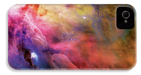 Warmth - Orion Nebula IPhone 4s Case by Jennifer Rondinelli Reilly - Fine Art Photography