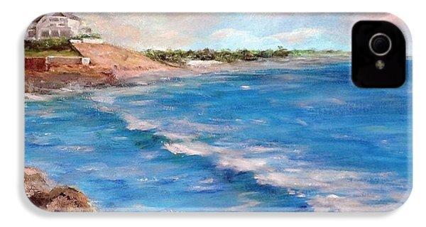Watch Hill Beach IPhone 4s Case by Anne Barberi