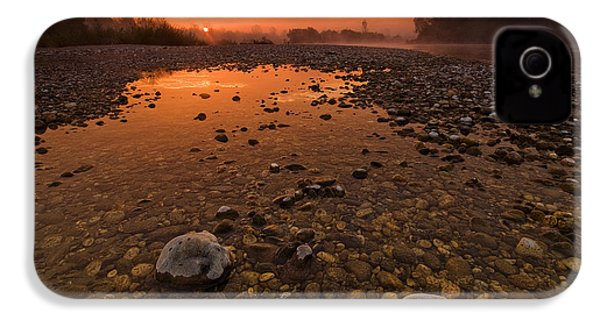 Water On Mars IPhone 4s Case
