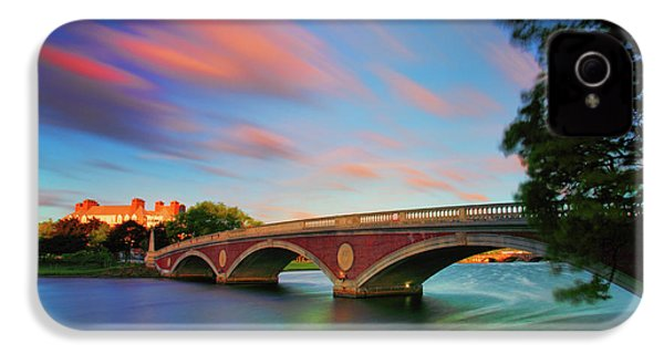 Weeks' Bridge IPhone 4s Case by Rick Berk