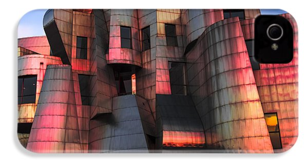 Weisman Art Museum At Sunset IPhone 4s Case by Craig Hinton