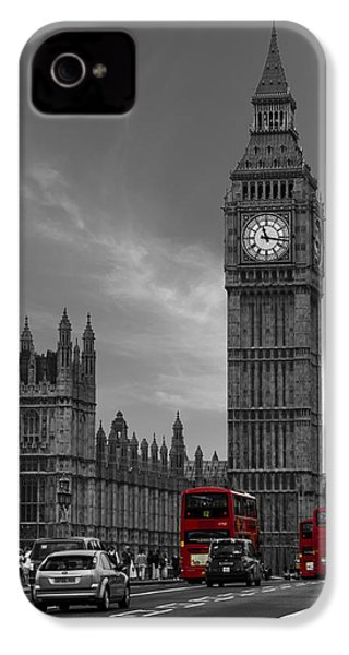 Westminster Bridge IPhone 4s Case by Martin Newman