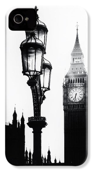 Westminster - London IPhone 4s Case by Joana Kruse