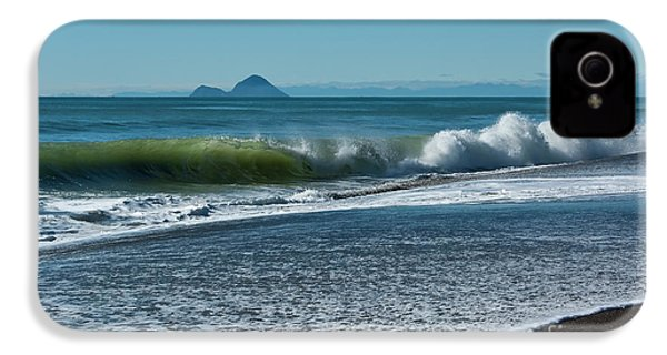 IPhone 4s Case featuring the photograph Whale Island by Werner Padarin