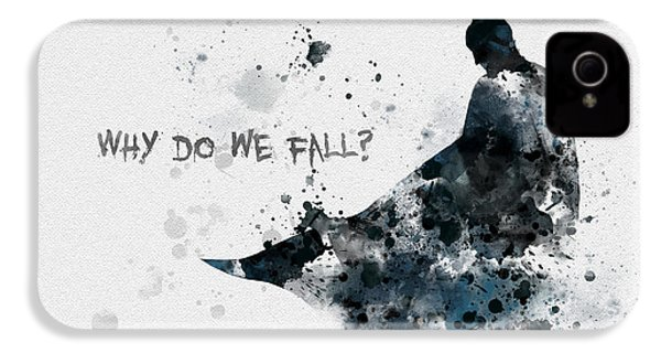 Why Do We Fall? IPhone 4s Case