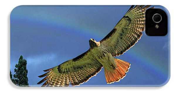 Wings 2 IPhone 4s Case by Donna Kennedy