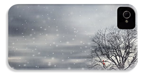 Winter IPhone 4s Case by Lourry Legarde