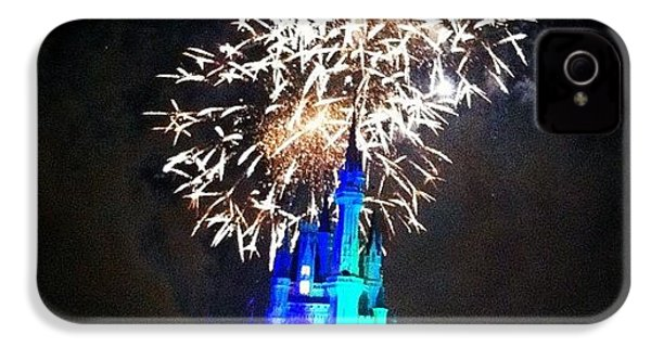 Wishes Fireworks Show IPhone 4s Case