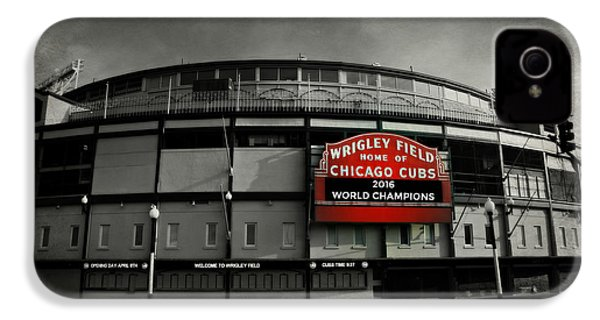 Wrigley Field IPhone 4s Case