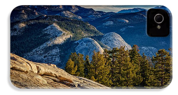 Yosemite Morning IPhone 4s Case by Rick Berk