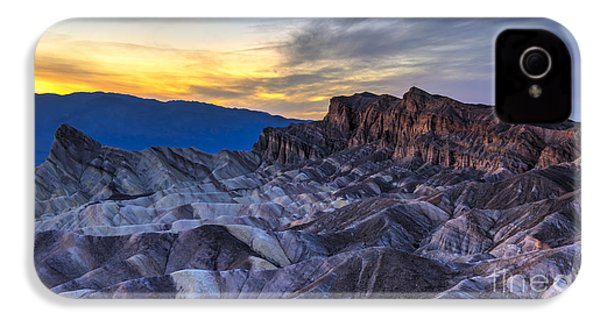 Zabriskie Point Sunset IPhone 4s Case