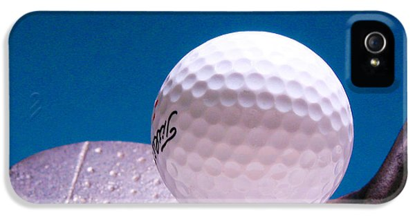 Golf IPhone 5 / 5s Case by David and Carol Kelly