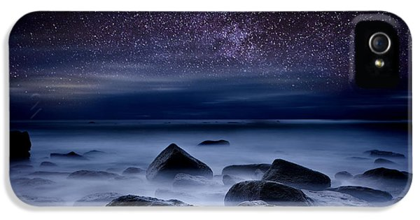 Landscape iPhone 5 Case -  Where Dreams Begin by Jorge Maia