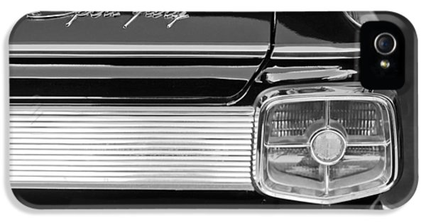 1963 Plymouth Sport Fury Taillight Emblem IPhone 5 Case