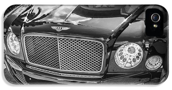 Bentley Mulsanne Iphone 5 Cases Fine Art America