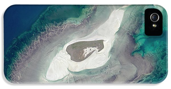 Adele Island IPhone 5 Case by Nasa
