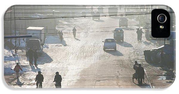 Air Pollution IPhone 5 Case