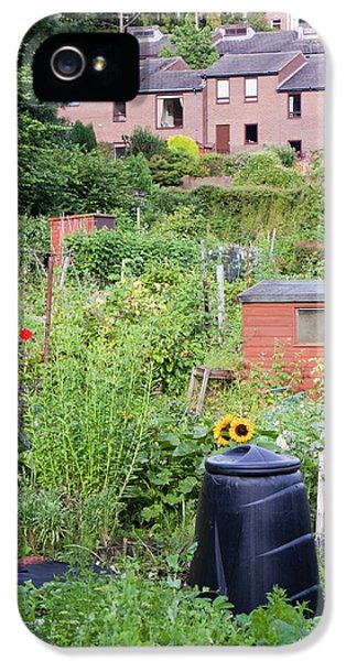 Allotments IPhone 5 Case