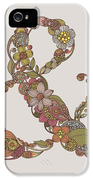 Ampersand IPhone 5 / 5s Case by Valentina