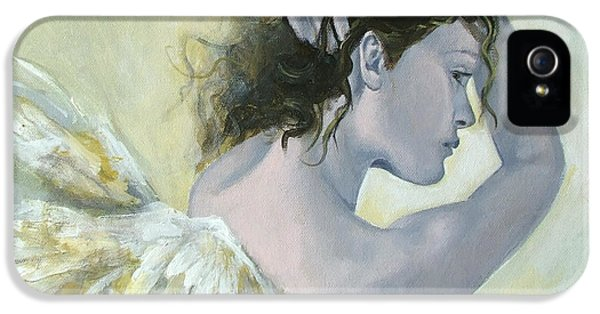 Angel    IPhone 5 Case by Dorina  Costras
