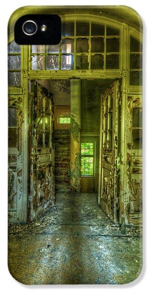 Arch Door IPhone 5 Case