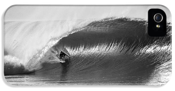 As Good As It Gets Bw IPhone 5 Case by Sean Davey