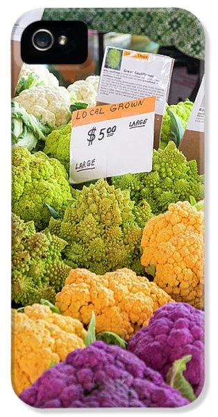 Cauliflower Market Stall IPhone 5 Case