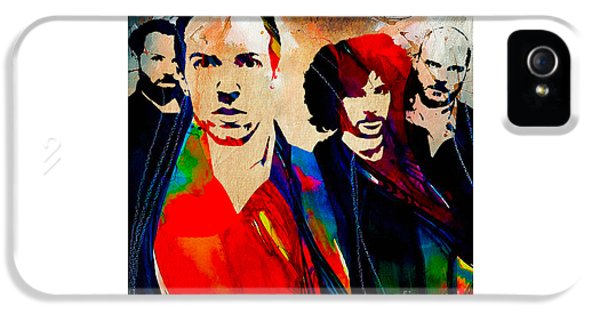 Coldplay Collection IPhone 5 Case
