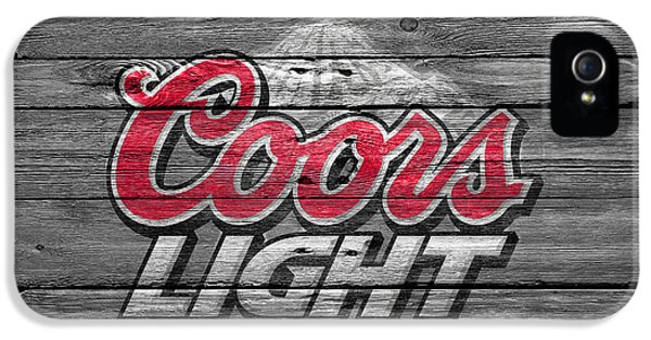 Coors Light IPhone 5 Case