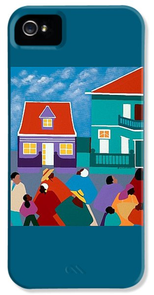 iPhone 5 Case - Curacao Dreams II by Synthia SAINT JAMES