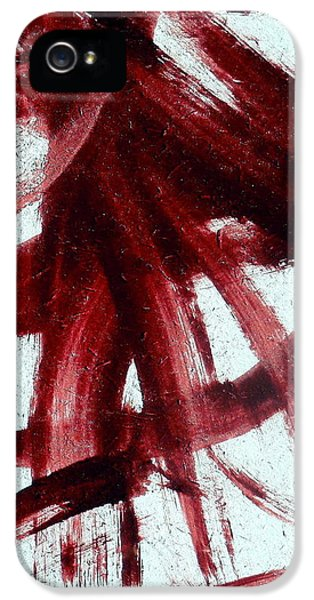 Dextress IPhone 5 Case by Holly Anderson