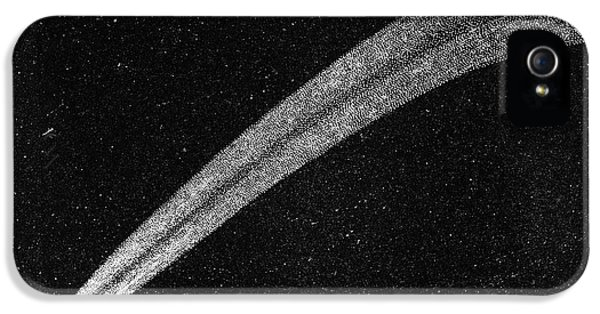 Donati's Comet Of 1858 IPhone 5 Case by Royal Astronomical Society