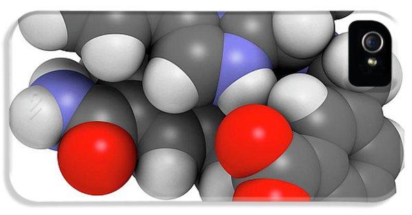 Eluxadoline Drug Molecule IPhone 5 Case