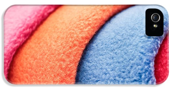 Fleece IPhone 5 Case by Tom Gowanlock