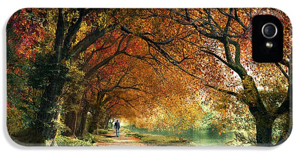 Forever Autumn IPhone 5 Case by Dominic Davison