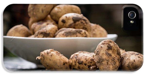 Fresh Potatoes IPhone 5 Case