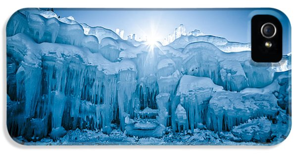 Ice Castle IPhone 5 Case