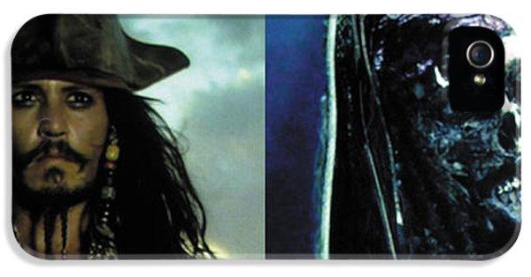 Jack Sparrow IPhone 5 Case