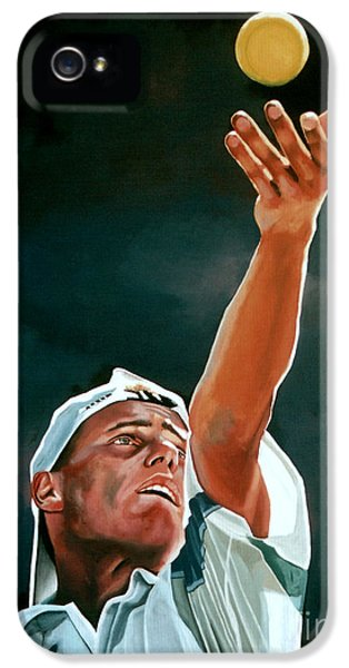 Lleyton Hewitt IPhone 5 Case