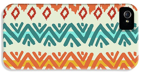 Navajo Mission Round IPhone 5 Case