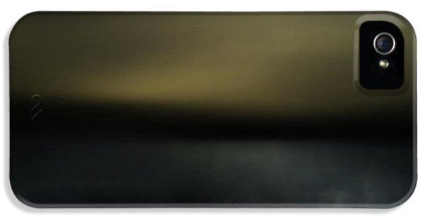 Crane iPhone 5 Case - Northern Wind by Piet Flour