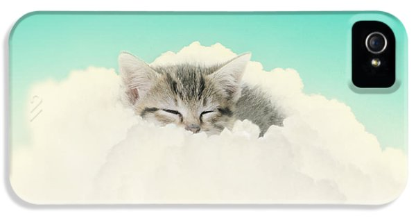 On Cloud Nine IPhone 5 Case by Amy Tyler