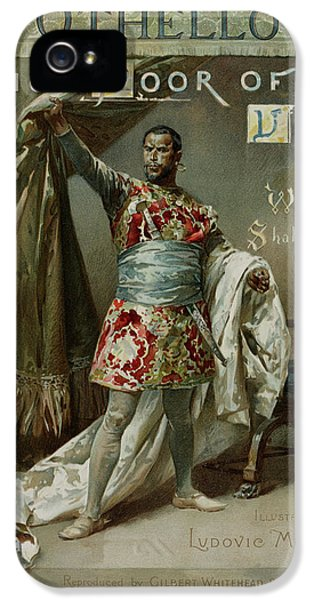 Othello. The Moor Of Venice IPhone 5 Case