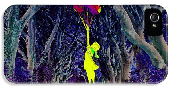 Recurring Dream Of Flying IPhone 5 Case by Marvin Blaine